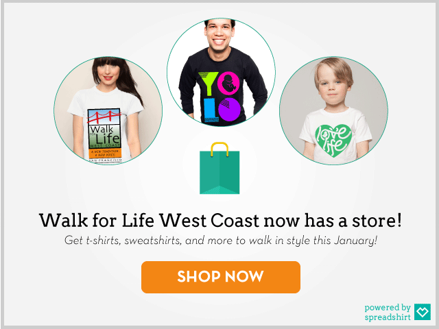 Walk for Life West Coast now has a store!